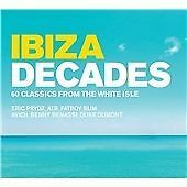 Ibiza Decades (2015) 3 CD Set (60 Dance Classics from the White Isle)