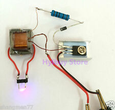 DIY kit Electric Ignitor DC High voltage Generator Inverter for 18650 Battery