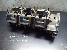2000 00 YAMAHA 600 SRX SNOWMOBILE TRIPLE ENGINE CRANK CASE CRANKCASES CASES CORE