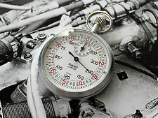 NICE GALLET TACHY DIAL STOPWATCH / STOPPUHR - CLASSIC CAR BMW PORSCHE RALLY