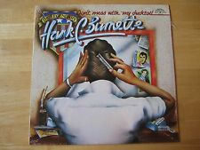 Hank C. Burnette LP: Don't Mess With My Ducktail, Sun Records # 1016, Sealed