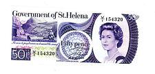 Saint Helena ... P-5a ... 50 Pence ... ND(1979) ... *UNC*