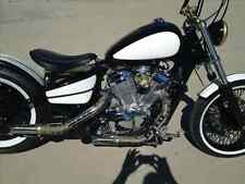 HONDA SHADOW 600  VLX600 VT750  55mm Velocity Stack Polished  1999 and up  FT
