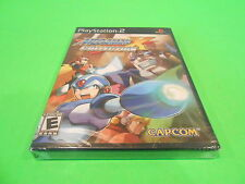 +++ MEGA MAN X COLLECTION Playstation 2 PS2 Game NEW SEALED +++