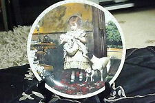 ROYAL DOULTON My Precious Bundle, A Victorian Childhood, #1367B COLLECTOR  PLATE