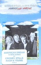 Crosby, Stills, Nash & Young: American Dream (New Cassette)
