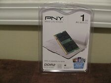 PNY  1GB DDR2 667 MHz PC2-5300 Desktop DDR2 Memory MD1024SD2-667