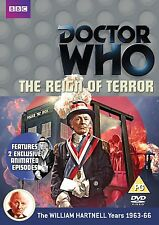 Doctor Who: The Reign of Terror [DVD] William Hartnell is Dr Who riegn of terror