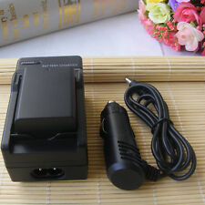 Battery + Charger for Samsung BP-1130 BP-1030 NX NX200 NX210 NX300 NX500 NX1000