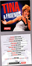 Promo CD, Tina Turner & Friends, Martha Reeves, James Brown, Sam & Dave