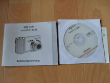 jay-tech Speed Shot D1238 Bedienungsanleitung + CD