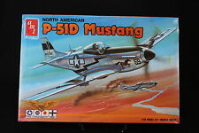 XH089 AMT 1/48 maquette avion 8880 North American P-51D Mustang WWII