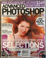 Advanced Photoshop Professional Tips For Selections No 130 2015 FREE SHIPPING