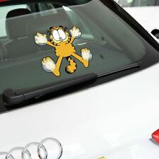 Fun decal/ sticker of Garfield Sucking for Car/ Window/ Glass/ Wall/ Door/ Home