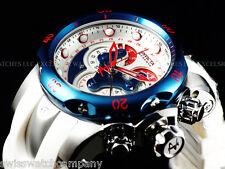 Invicta Reserve Patriots Texans Venom Swiss Made 5040F Master Chrono Watch