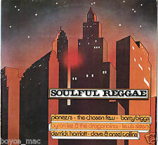 trojan LP : VARIOUS-soulful reggae   (hear)