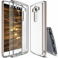 For LG V10 Cases, Ringke FUSION CLEAR Transparent Protective LG Phone Case