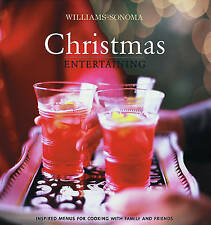 Christmas Entertaining (Williams-Sonoma)-ExLibrary