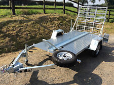 BIG BIKE TRAILER / HARLEY/GOLDWING/ ONE BIKE TRAILER