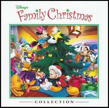 DISNEY FAMILY CHRISTMAS COLLECTION CD ~ KIDS / CHILDREN WALT MICKEY MOUSE *NEW*