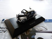Atlas Police Cars Renault 4CV in 1:43