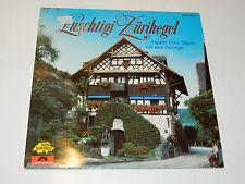 LP LUSCHTIGI ZÜRIHEGEL kapelle FRANZ SIGNER 1980 turi canellas SCHNETZER gisler