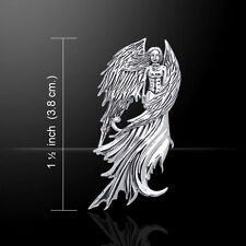 Amy Brown Angel .925 Sterling Silver Pendant by Peter Stone