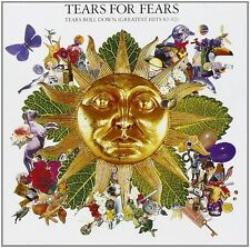 Tears For Fears Greatest Hits CD NEW SEALED Mad World/Shout/Change/Pale Shelter+