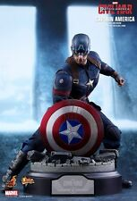 Hot Toys Captain America: Civil War Captain America Battling Version MMS360  ***