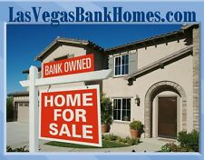 Las Vegas Bank Homes.com Deals Foreclosure Auction Condo House Apartment Domain