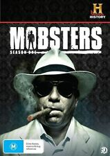 Mobsters : Season 1 (DVD, 2011, 3-Disc Set) Region 4