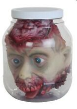 Halloween Laboratory Theater Dr. Science Head in Jar Prop