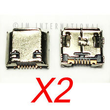 2 X Samsung Galaxy Player 5.0 YP-G70C  Charging Port Dock Connector USB Port USA