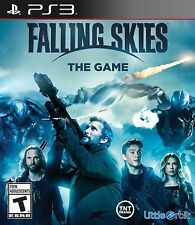 PLAYSTATION 3 FALLING SKIES BRAND NEW VIDEO GAME