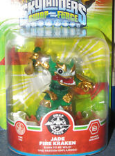 SKYLANDERS - JADE FIRE KRAKEN SWAP FORCE SWAPABLE ** ULTRA RARE** AVAIL NOW