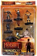 Wizkids HeroClix - The Hobbit Unexpected Journey Epic Campaign Starter 8 Figures