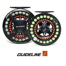 GUIDELINE HAZE V2 7/9 HD FLY REEL  ** 2017 Stock ** Code 21316