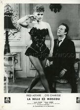 GEORGE TOBIAS JANIS PAIGE SILK STOCKINGS 1957 VINTAGE LOBBY CARD ORIGINAL #4