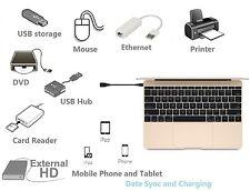 USB OTG Cable compatible con Google Chrome libro de tipo C a Hembra
