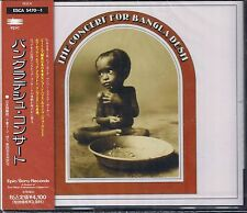 Concert for Bangla Desh,The DoCD Japan Import  Neu OVP Sealed with OBI  Harrison