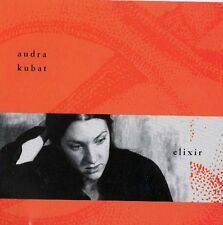 ELIXER BY AUDRA KUBAT (CD, 2000, REMEDY) BRAND NEW FACTORY SEALED