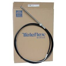 Boat Steering Cable Teleflex  55 HP - 7 Feet  - Scroll Down For Measuring Info