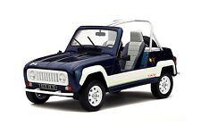 Renault 4L JP4 1/18 Otto Models OttOmobile OT212 PRE-COMMANDE