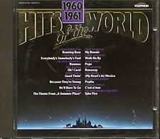 Hits of the World 1960/61 Johnny Preston, Connie Francis, Tony Sheridan, .. [CD]