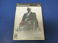 PlayStation 2, Hitman 2, Silent Assassin, Mature M, Cold-blooded Killer for Hire