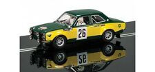 C3635 Scalextric Slot Car Ford Escort MK1 Monte Carlo Rally 1970 No.26 Team Ford