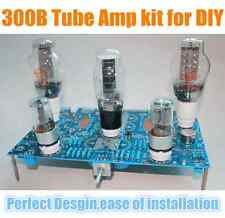 6SN7-300B single-ended tube amp amplifier DIY Kit large PCB suite HIFI design