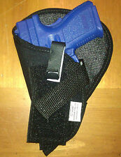 Concealed Carry Hand Gun Holster Handgun Pop's Holsters XD Bersa Walther 9mm 380