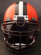 CLEVELAND BROWNS Schutt RJOP-UB-DW Football Helmet Facemask/Faceguard (BROWN)