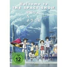 WELCOME TO THE SPACE SHOW DVD ANIME NEU
